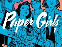 Paper Girls 1 © Cross Cult