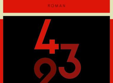 Paul Auster - 4 3 2 1 - Cover © rowohlt