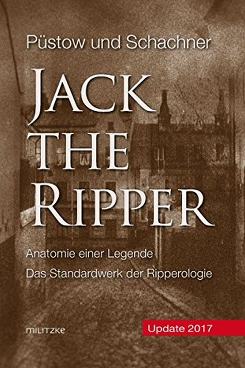 Rezension | Hendrik Püstow, Thomas Schachner - Jack The Ripper ...