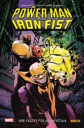 Walker/Greene - Power Man und Iron Fist Cover © Panini/Marvel