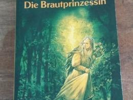 Die Brautprinzessin-Cover © Deutscher Taschenbuch Verlag