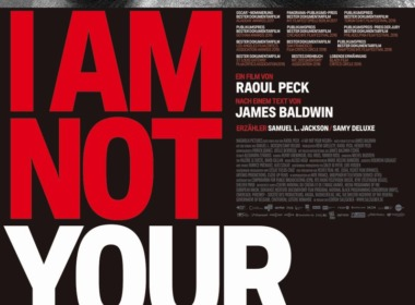 I am not your negro-Cover©Edition Salzgeber