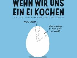 Nico Fauser - Was wir denken, wenn.. (Cover © Mosaik Verlag)