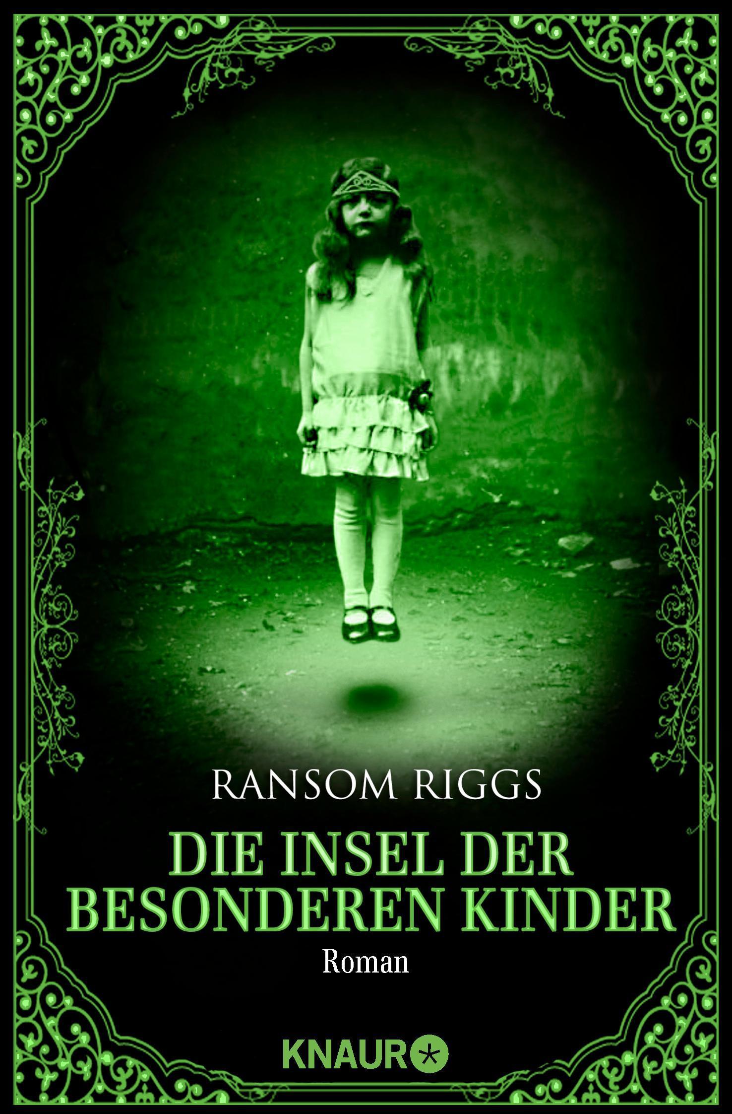 Rezension Ransom Riggs Die Insel Der Besonderen Kinder Buch