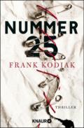 Frank Kodiak - Nummer 25 (Cover © Droemer Knaur)