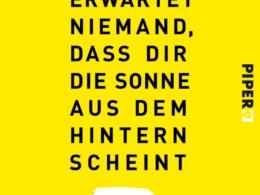 Bernhard Blöchl - Im Regen erwartet niemand ... (Cover © Piper Verlag)