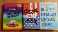Cover © Snickers für Linkshänder, berlin Verlag, Knaus