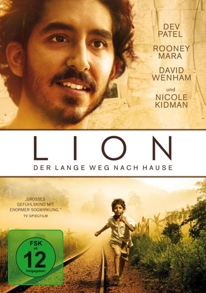 Lion Der Lange Weg Nach Hause Trailer