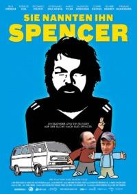 Sie nannten ihn Spencer - Cover © Neue Visionen