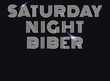 Anja Rütze - Saturday Night Biber (Cover © S. Fischer Verlage)