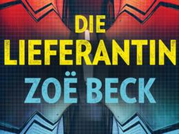 Zoë Beck - Die Lieferantin (Cover © Suhrkamp)