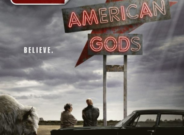 American Gods (Cover @ Studiocanal)