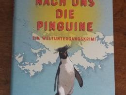 Nach uns die Pinguine-Cover © Verlag Galiani Berlin