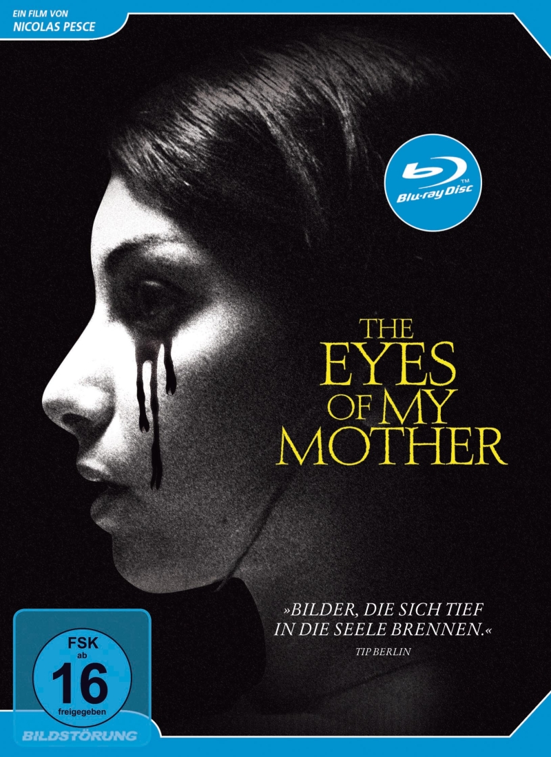 Rezension | The Eyes Of My Mother (Spielfilm, DVD/Blu-ray ...