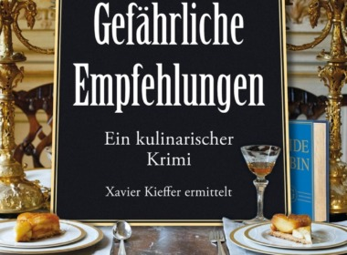 Tom Hillenbrand - Gefährliche Empfehlungen Cover © Kiepenheuer & Witsch