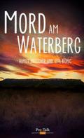 Almut Hielscher und Uta König - Mord am Waterberg (Cover © Pro Talk Crime)
