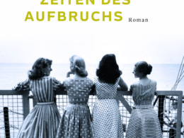 Carmen Korn - Zeiten des Aufruhrs (Cover ©rowohlt)