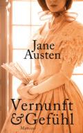 Jane Austen - Vernunft und Gefühl (Cover © Manesse)