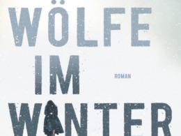Tyrell Johnson - Wie Wölfe im Winter (Cover © HarperCollins)