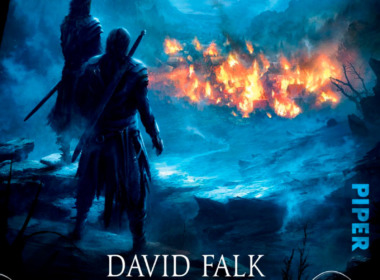 David Falk - Blutsbande - Krieger des Nordens (Cover © Piper)