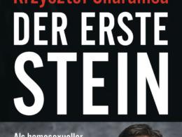 Krzysztof Charamsa Jordan Harper - Der erste Stein (Cover © C. Bertelsmann)