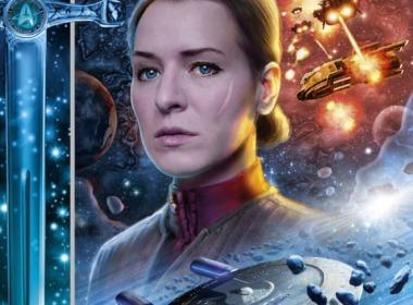 Peter David - Star Trek - New Frontier 15: Vermisst (Cover © Cross Cult)