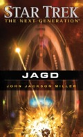 John Jackson Miller - Star Trek - The Next Generation: Jagd (Cover © Cross Cult)