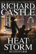 Richard Castle - Castle 9: Heat Storm - Hitzesturm (Cover © Cross Cult)