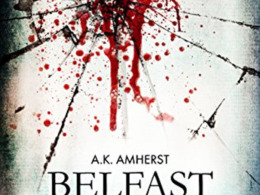 A. K. Amherst - Belfast Central (Cover © Autorin)