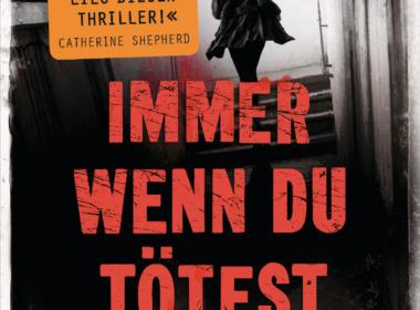 B.C. Schiller - Immer wenn du tötest (Cover © Penguin)