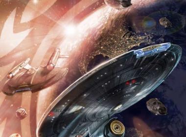 Christopher L. Bennett - Star Trek - Rise of the Federation 1: Am Scheidweg (Cover © Cross Cult)