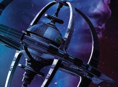 David R. George III - Star Trek - Deep Space Nine: Sakramente des Feuers (Cover © Cross Cult)