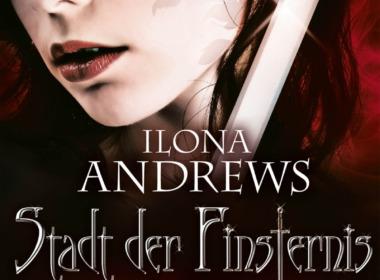 Ilona Andrews - Stadt der Finsternis - Unheiliger Bund - Cover © LYX/Lübbe