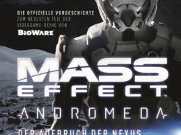 Jason M. Hough, K. C. Alexander - Mass Effect Andromeda: Der Aufbruch der Nexus (Cover © Panini)