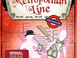 Ben Aaronovitch - Geister auf der Metropolitan Line (Cover © dtv)