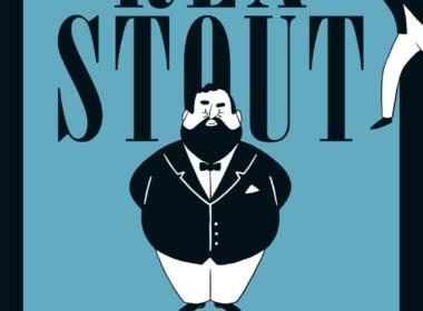 Rex Stout - Es klingelte an der Tür (Cover © KLett-Cotta)