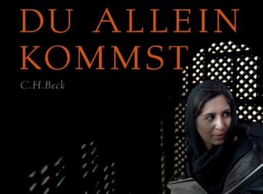 Souad Mekhennet - Nur wenn du allein kommst (Cover © C. H. Beck)