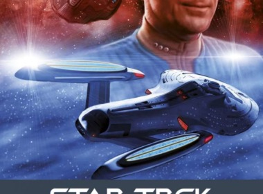 Kirsten Beyer - Star Trek - Voyager 10: Erbünsde (Cover © Cross Cult)