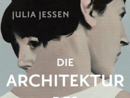 Jessen Die Architektur des Knotens (© Cover Antje Kunstmann Verlag)