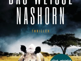 "Markus Luttemann - ""Das weisse Nashorn"" (Cover © penguin)"