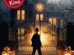 John Bellairs - Das Haus der geheimnisvollen Uhren (Cover ©2018 Universal Studios)
