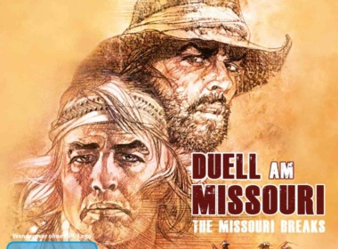 Duell am Missouri Cover © FilmConfect