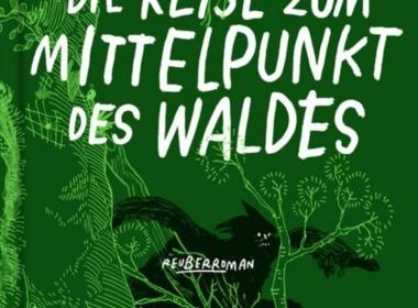 Finn-Ole Heinrich, Die Reise zum Mittelpunkt des Waldes (Cover ©Rán Flygenring)