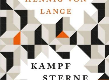 Hennig von Lange, Kampfsterne (Cover ©DuMont Buchverlag)