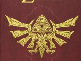 The Legend of Zelda - Art & Artifacts (Cover © Tokyopop)