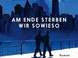 Adam Silvera - Am Ende sterben wir sowieso (Cover © Arctis Verlag)