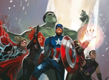 Mike O' Sullivan - Marvel Cinematic Universe: Das Film-Kompendium 1: Die Avengers-Initiative (Cover © Panini Comics)