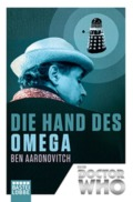 Ben Aaronovitch - Die Hand des Omega (Cover @ Bastei Lübbe)