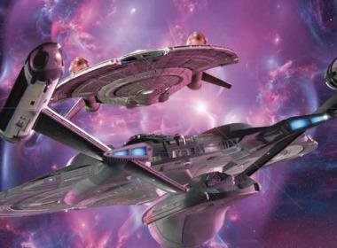Christopher L. Bennet - Star Trek - Rise of the Federation 2: Turm zu Babel (Cover © Panini)