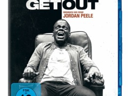 Get Out - Blu-ray Cover - © Universal Pictures